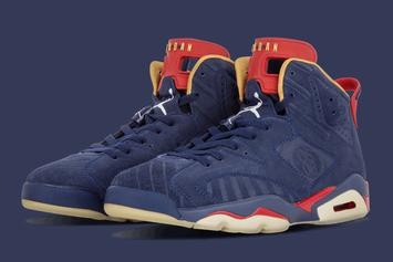 "Air Jordan 6 ""Doernbecher"" Rumored To Return This Fall"