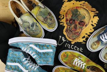 Van Gogh x Vans Collection Now Available: Purchase Links