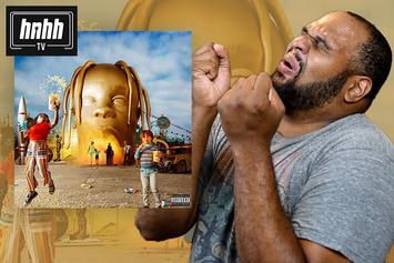 """BigQuint Fills His Soul With Harmonica On Travis Scott's """"Stop Trying To Be God"""" Reaction"""
