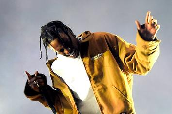"Travis Scott's A&R Sickamore Explains The Process Of Creating ""Astroworld"""