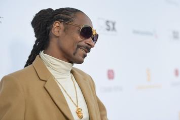 "Snoop Dogg Set To Star In New Play ""Redemption Of A Dogg"""