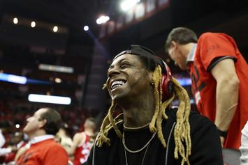 "Lil Wayne Calls Nicki Minaj's ""Queen"" ""One Of The Best Albums Out There, Period."""