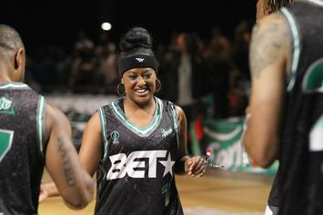 """Rapsody Posts Up With Her """"Muse"""" Kobe Bryant"""