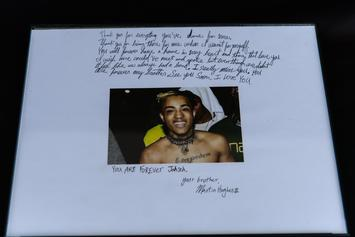 """XXXTENTACION's """"?"""" Goes Platinum Nearly Two Months After his Death"""