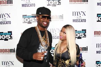 Safaree's Claims Of Nicki Minaj Pulling A Knife On Him Reportedly Has Video Evidence