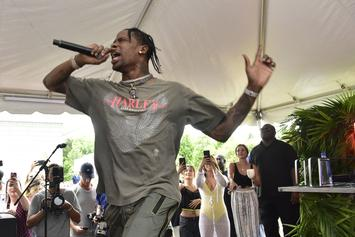 Travis Scott Sends Fan $800 To Cover His Mother's Funeral Cost