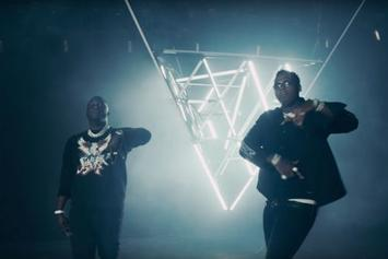 "Zoey Dollaz Drops Off New Video For ""Moonwalk"" Featuring Moneybagg Yo"