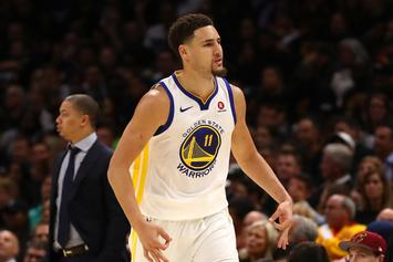 """Klay Thompson's Father Speaks: """"Klay's Going To Retire In The Warriors' Uniform"""""""