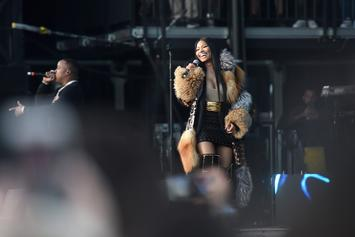 "Nicki Minaj's ""Queen"" Tops Streaming After Target Ran Out Of Physical Copies"