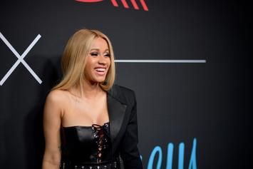 Cardi B's VMA Opening Won't Be A Performance: Report