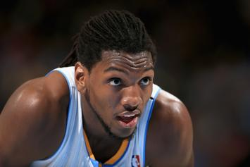 Kenneth Faried Arrested For Marijuana Possession: Report