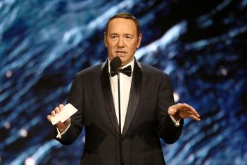 Kevin Spacey Reportedly Under Investigation For Another Sexual Assault Case