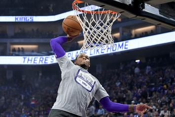 """NBA's Ben McLemore Says Kneeling NFL Players Don't """"Represent Our Nation"""""""