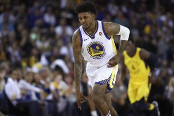 "New Nick Young Arrest Video Shows The NBA Star Yelling: ""Am I Resisting Now?"""