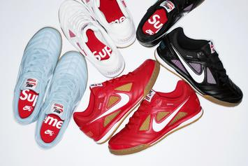 Supreme x Nike SB Gato Collection Release Details Announced