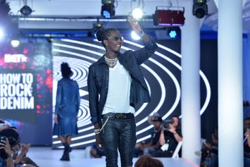 Young Thug Covers Squad's Bail & Legal Fees After Weapons Charge