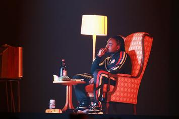 """Wale Foretells His """"Last Few Months As A Recording Artist"""""""