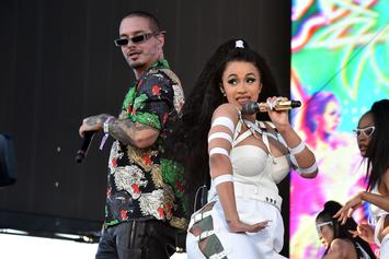 "Cardi B, J Balvin, & Bad Bunny's ""I Like It"" No. 1 On Dance Airplay Chart"
