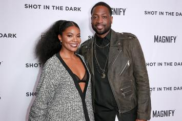 """Gabrielle Union Celebrates 4 Year Anniversary With Dwayne Wade: """"You're Still The One"""""""