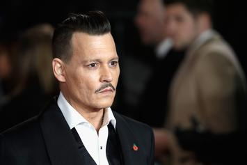 """Johnny Depp's Tupac & Biggie Murder Mystery """"City Of Lies"""" Sued For $10 Million"""