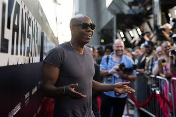 """Dave Chappelle On John McCain: """"Symbol Of Unity"""" Who Danced """"The Robot"""""""