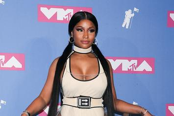"Nicki Minaj Is Excited About ""Husband"" Eminem's ""Kamikaze"" Album"