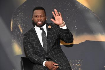 """50 Cent's""""Get The Strap"""" Was """"Too Cool For TV"""": Networks Wanted To Censor The Vision"""