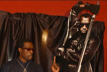 """Wesley Snipes Says He's In Talks With Marvel For A New """"Blade"""""""