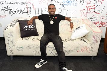 """White Man Cleverly Avoids Lil Duval's """"N-Word"""" Bait While Performing On Stage"""