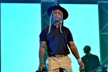 Ty Dolla $ign Detained By Atlanta Police After Drug Dogs Find Marijuana In Vehicle