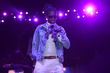 Young Thug Struck With 8 Felonies For Drug & Gun Arrest: Report