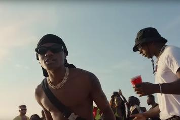 "Skepta Plans His Homecoming With WizKid On ""Energy (Stay Far Away)"""