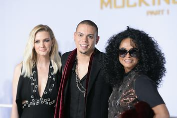 Diana Ross Will Star In Reality TV Show Alongside Her Son Evan Ross & Ashlee Simpson