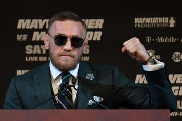 Conor McGregor Sued By UFC's Michael Chiesa Over Bus Attack