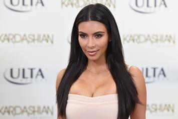 "Kim Kardashian Says She Cries About Her ""Big Butt"" Everyday"