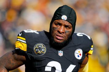 Steelers Remove Le'Veon Bell From Depth Chart Ahead Of Week 2