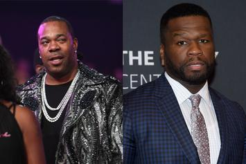 "Busta Rhymes Fires Back At ""Deflated"" 50 Cent: ""You Need To Go Get EVERY Strap """