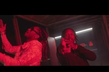 "Future & Lil Durk Go Back To Back In ""Spin The Block"""