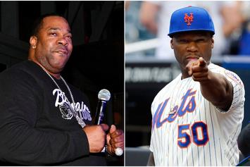 50 Cent Doubles Down On Busta Rhymes Neck Slander
