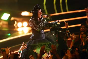 Cardi B Throws Back To 2016 Performance While Avoiding Elephant In The Room