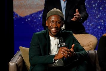 Mahershala Ali Drops A Freestyle At Toronto's International Film Fest: Watch