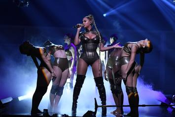 """Beyonce Celebrates The Success Of """"On The Run II"""" As Final Show Approaches"""