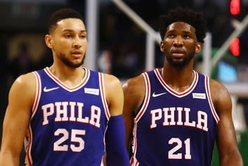 Spurs Demanded Joel Embiid Or Ben Simmons During Kawhi Trade Talks: Report