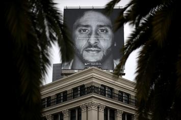 "Nike Confirms ""People Of Color"" Kaepernick Discount Coupons Are Fake"