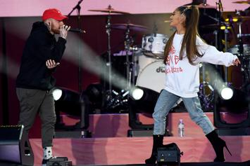 Ariana Grande Shares Another Mac Miller Tribute
