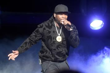 50 Cent Mocks Floyd Mayweather After Manny Pacquiao Fight Announcement