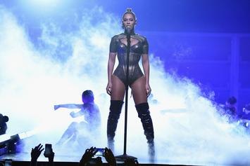 "Beyonce Returns To Houston As ""On The Run II"" Tour Concludes"