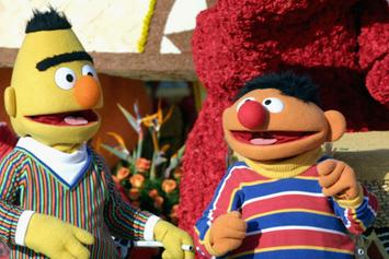 Bert & Ernie Revealed As Gay Couple By Writer Influenced By Own Relationship