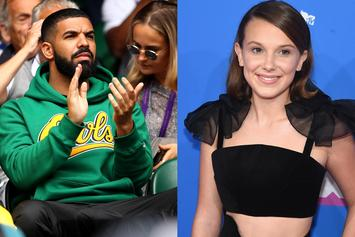 Drake Gives Millie Bobby Brown Dating Advice: Teen Love Doctor