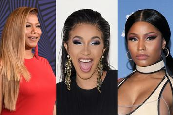 Nicki Minaj & Cardi B Feud: Queen Latifah Reveals How She Might Step In